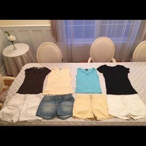 Pants - Ralph Lauren/CK/Tommy Hilf/JCrew Shorts & MiscTops